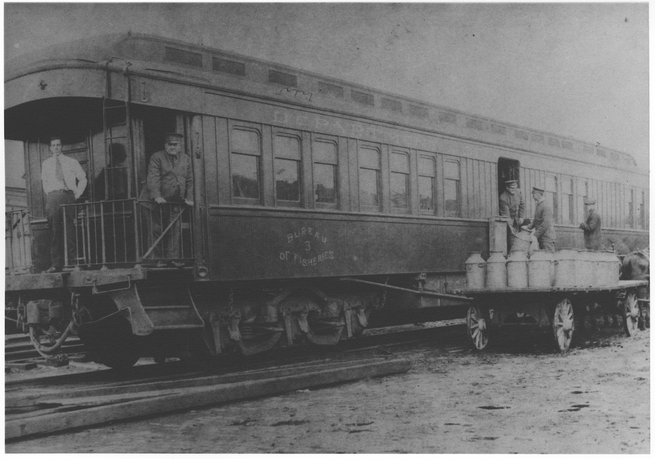 Historic Hatchery photo