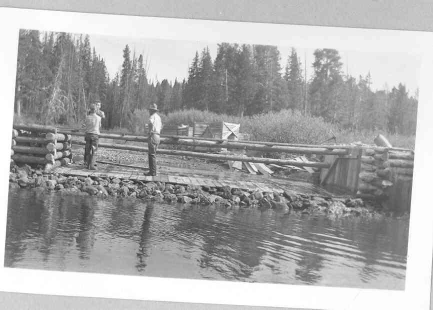 Historic Yellowstone photo